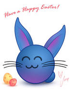 Happy Easter by Nuriet