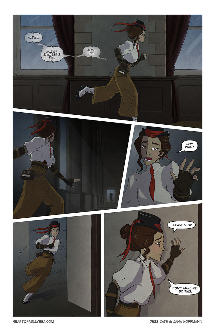 Heart of Millyera Prologue Page 2 by Nuriet