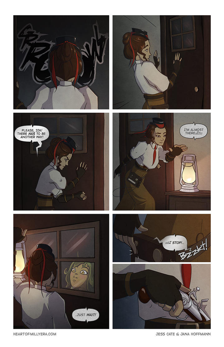 Heart of Millyera Prologue Page 3 by Nuriet