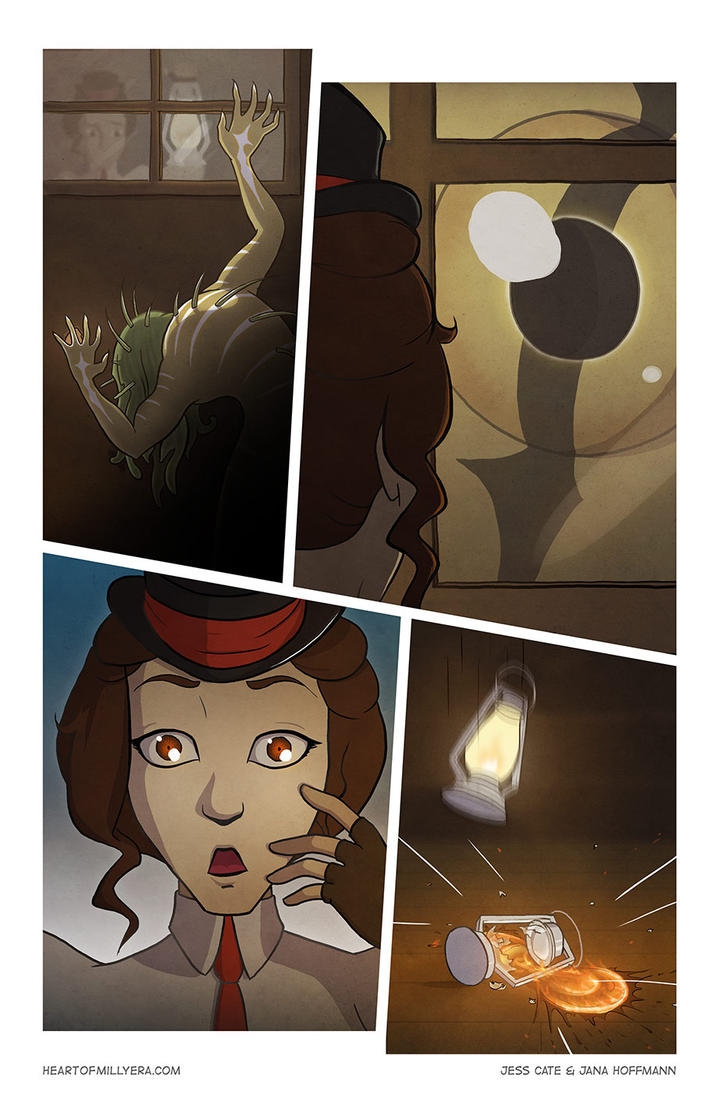 Heart of Millyera Prologue Page 5 by Nuriet