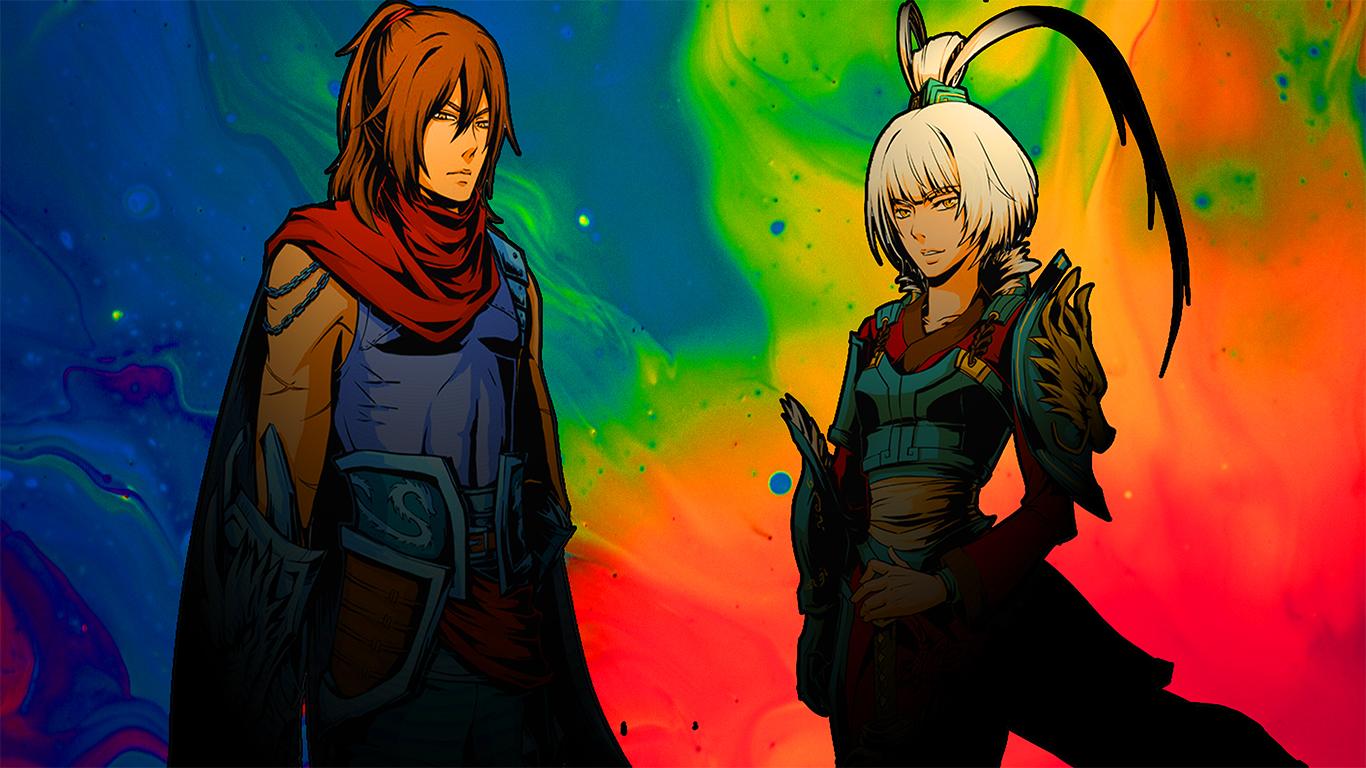 Dragon Blade Talon And Riven By Skinarf94