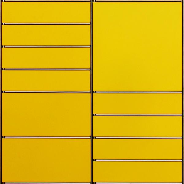 yellow fields by sth22art