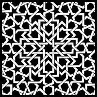 islamic pattern I by sth22art