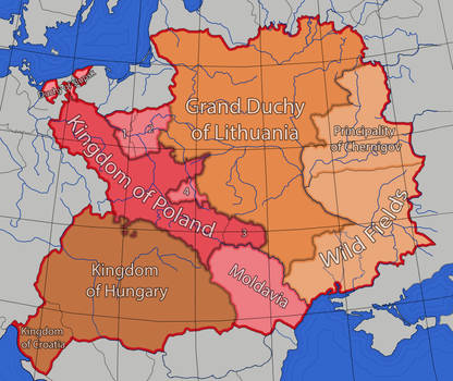 Wladyslaw III of Varna reign in 1440