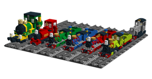 Lego Trains Sizes(Never Overlook A Little Engine!)