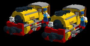 Lego Bill and Ben (Buffer 2) (CGI) V1