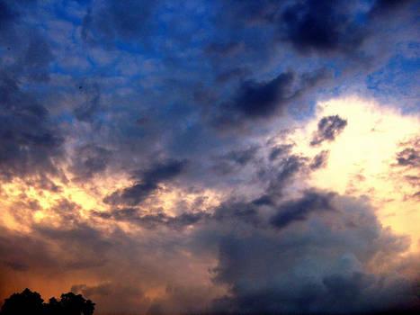 Old Sky, Same Feeling.