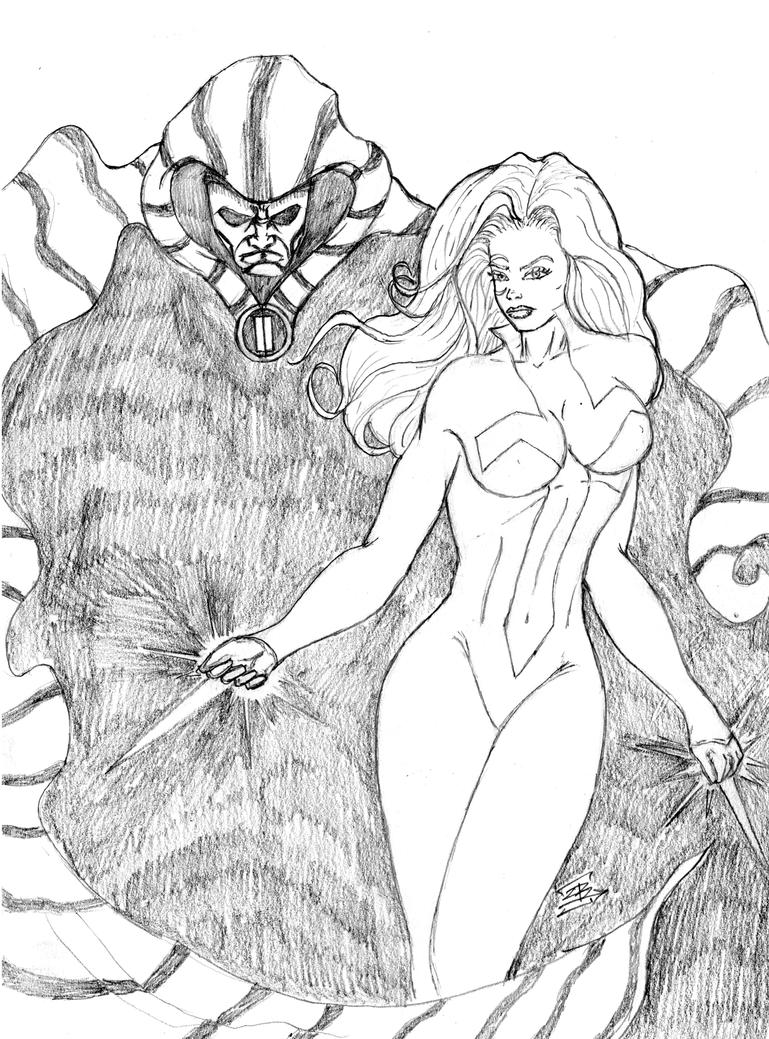 Cloak and Dagger by thEbrEEze