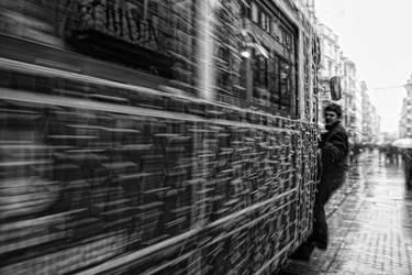 tram by celilsezer