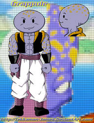 DBZ Fusion: Gure and Appule
