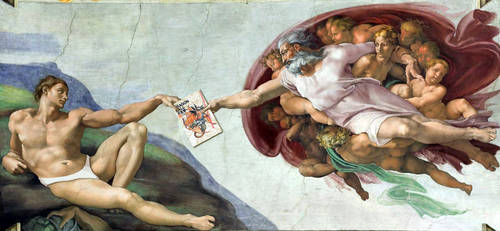 Creation of the Daizenshuu