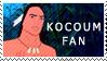 Kocoum Stamp by AeroRyuu
