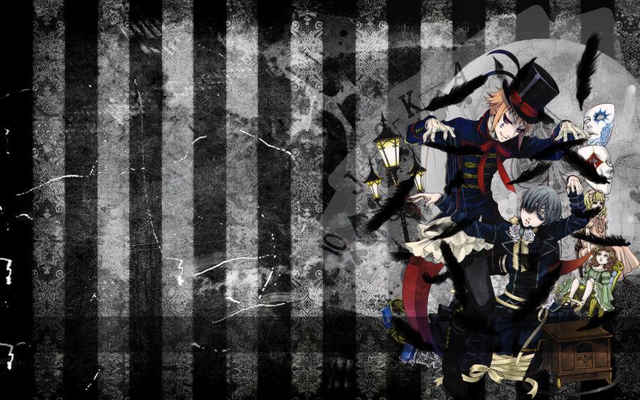 Black Butler Wallpaper by AeroRyuu ...