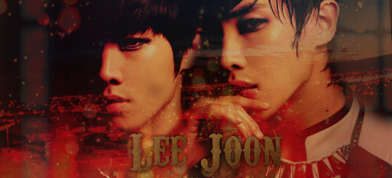 Lee Joon Signature by AeroRyuu