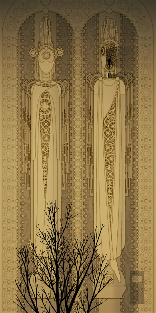 The Tinkerer by nyctopterus