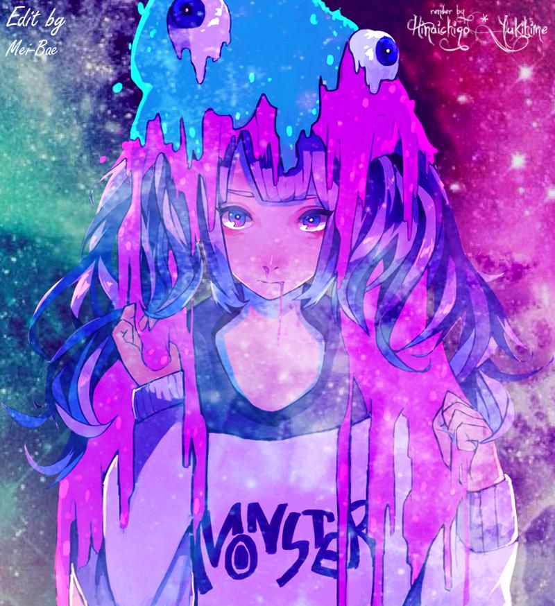 Monster by Mei-Bae