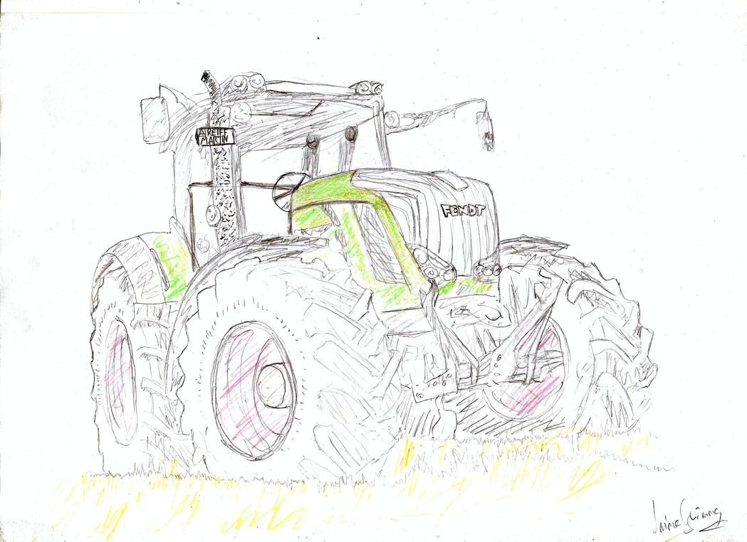 Fendt 828 by Anime-Grimmy on DeviantArt
