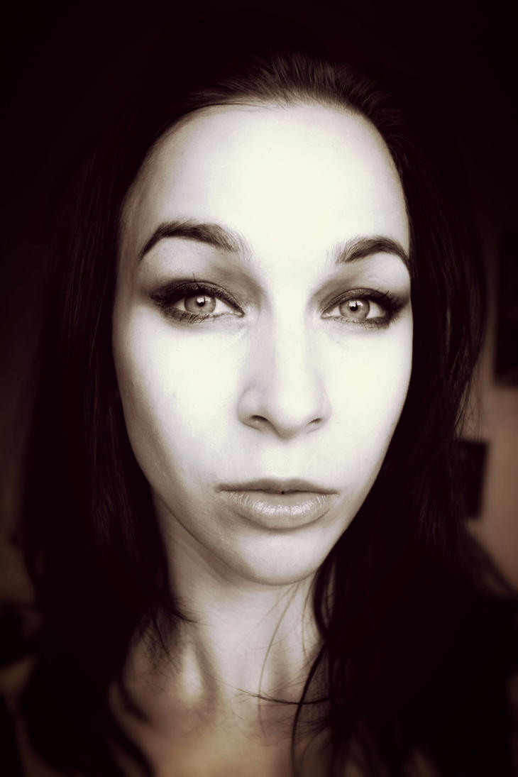 Dark Lady by Viktoria-Photography