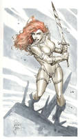 Red Sonja from NYCC