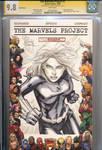 Black Widow Sketchcover
