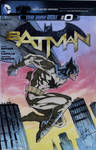 Batman Sketch Cover Heroescon 2013