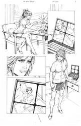 Executive Assistant Iris vs Thalia page 3 by RandyGreen