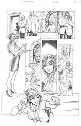 Executive Assistant Iris vs Thalia page 4 by RandyGreen