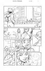 Gun Ghoul vs Cherry Bomb page 7 by RandyGreen