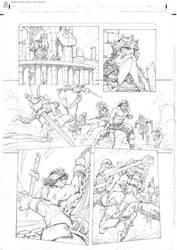 Conan vs Red Sonja page 3