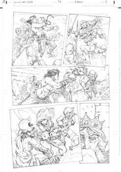 Conan vs Red Sonja page 4
