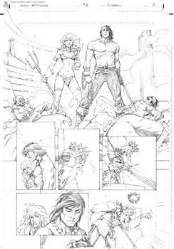 Conan vs Red Sonja page 5
