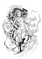 Witchblade by RandyGreen