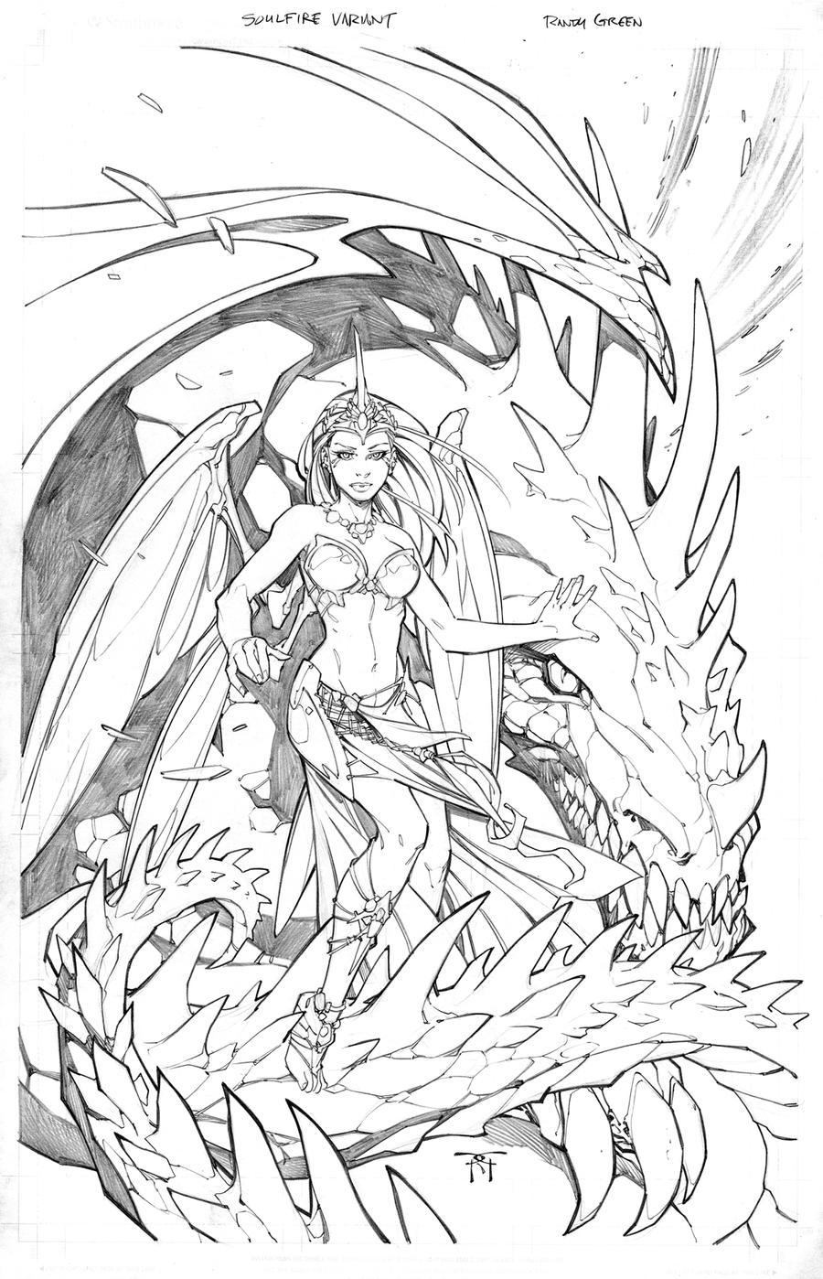 Soulfire Variant by RandyGreen