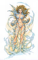 Witchblade Commission