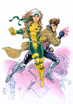 Rogue Gambit #2