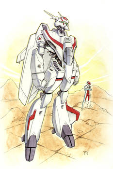 Robotech Macross Commission
