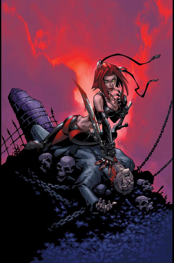 Bloodrayne by RandyGreen