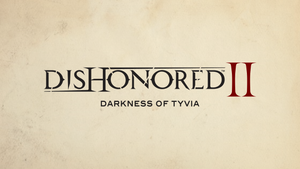 Dishonored 2 Unofficial Wallpaper