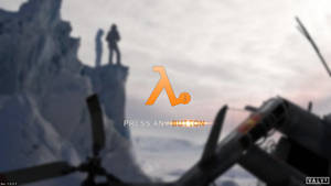 Half Life 3 Start Screen Concept