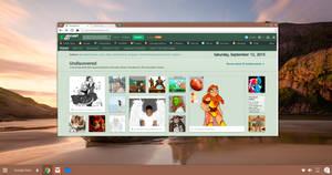 Chrome OS Chrome Browser (Deviantart)