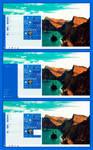 Windows 10 Emerald Start Menu