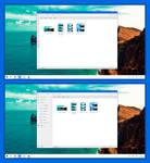 Windows 10 Emerald File Explorer
