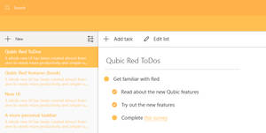 Qubic 3 Preview: To-Do list