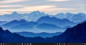 Windows 10 NEON: Taskbar