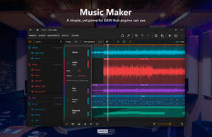 Windows 10 NEON: Music Maker
