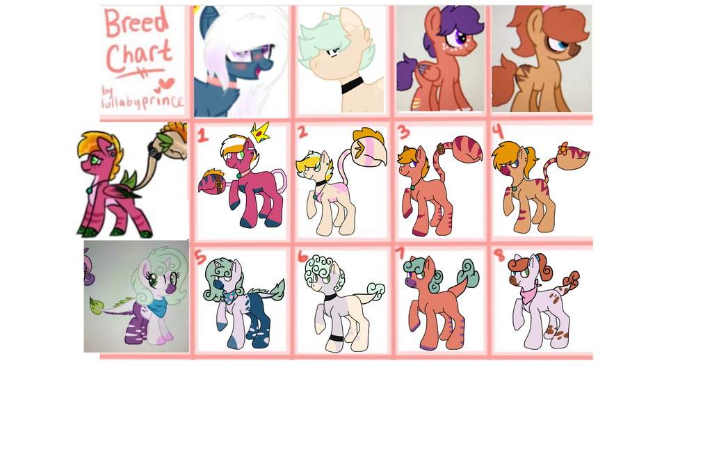 Pay to adopt oc fusions [OPEN] by TurtlePotatoStew