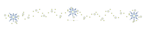 Sparkling Divider by ttalktomesoftly