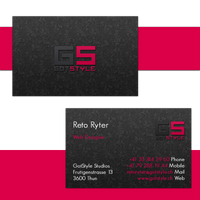 gotStyle studios business card by Breakergsxr