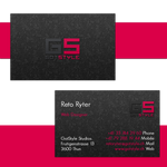 gotStyle studios business card