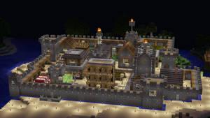 -MC- NPC Village